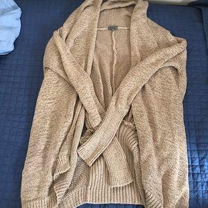 Cartigan sweater